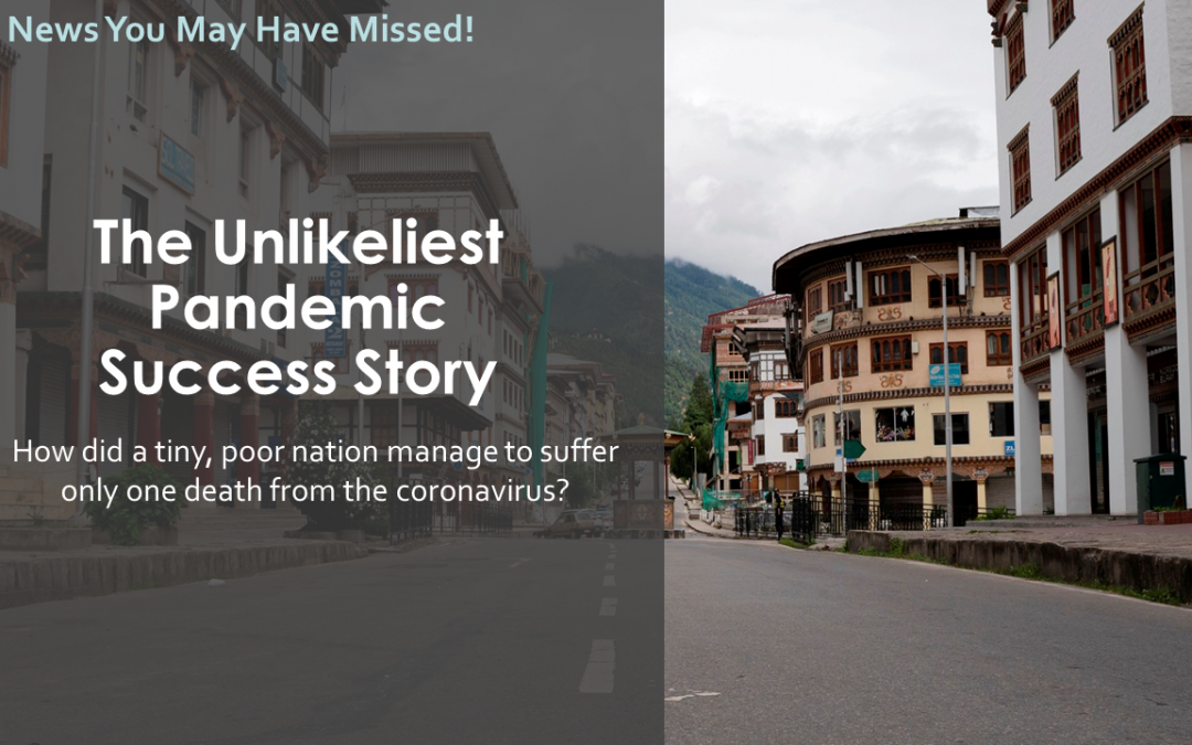 The Unlikeliest Pandemic  Success Story